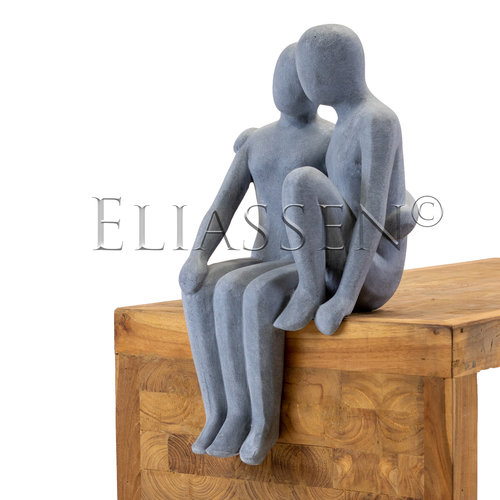 Figure in love couple 55cm