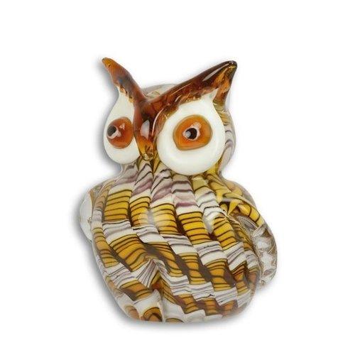 Glass object Owl