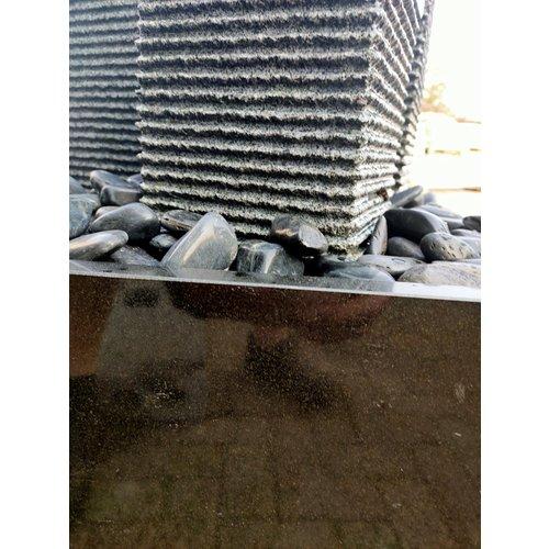 Terrassenbrunnen Granit Peter