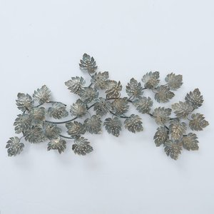 Wall decoration Leaves bronze
