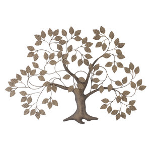 Wall deco metal Tree of Love