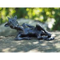 Bronzen fantasie figuur