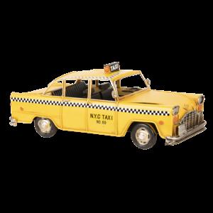 Miniatuur model auto Taxi