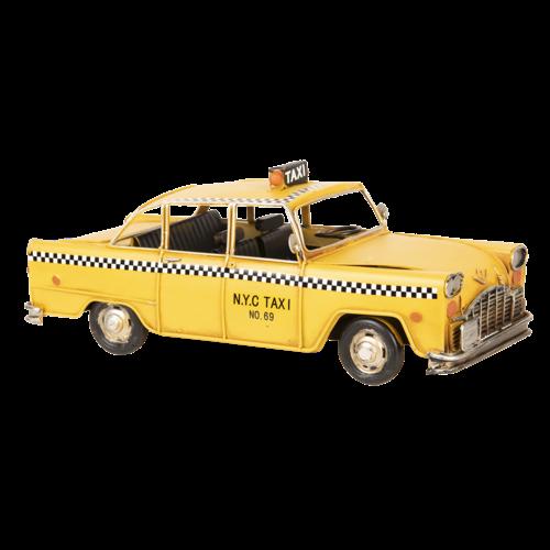 Miniaturautomodell Taxi