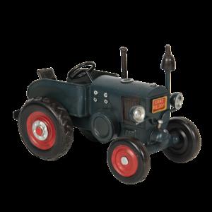Miniaturmodell Lanz Traktor