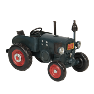 Miniatuur model Lanz tractor