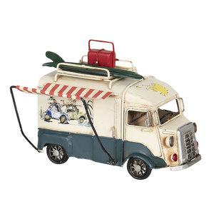 Miniatuur model auto/spaarpot/fotolijst