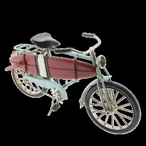 Miniatuurmodel fiets
