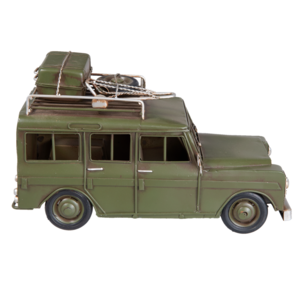 Miniatuurmodel auto Landrover
