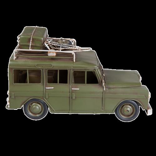 Miniaturmodellauto Landrover