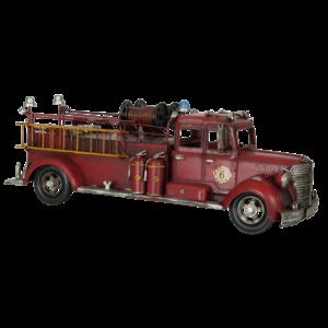 Miniatuurmodel brandweerauto
