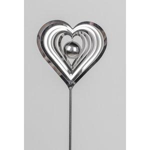 Garden plug heart