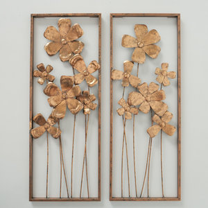 Diptych Valio wall object 3d