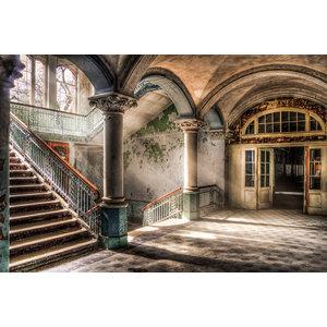 Malglas Abandoned Parterre 120x80cm