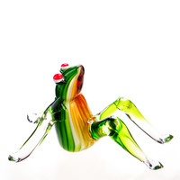 Kikker van glas Luilak