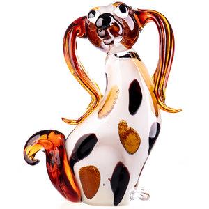 Glasobject Hond groot