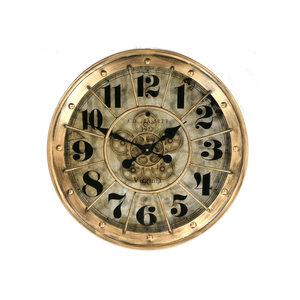 Wall clock Gear 60cm
