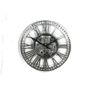 Clock Open gray 60cm