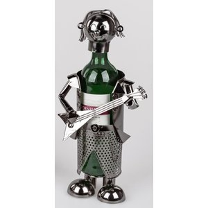 Wijnfleshouder Gitarist 1