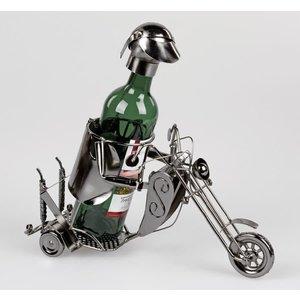Weinflaschenhalter Motor 26cm