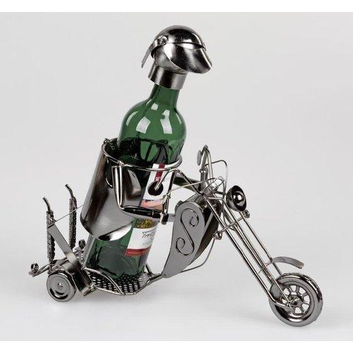 Wine bottle holder Motor 26cm