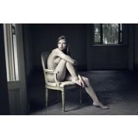 Glass print Naked woman