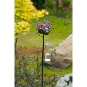 Garden plug rain gauge Ladybug ACTION