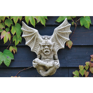 Dragonstone gehoornde gargoyle hangend