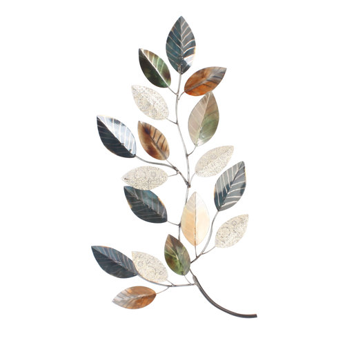 Wall decoration Branch with leaves