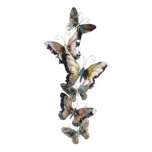 Wanddeco vlinders