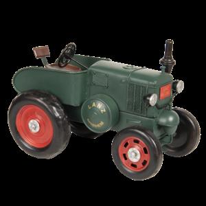 Miniature model Lanz tractor