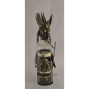 Wine bottle holder Indian