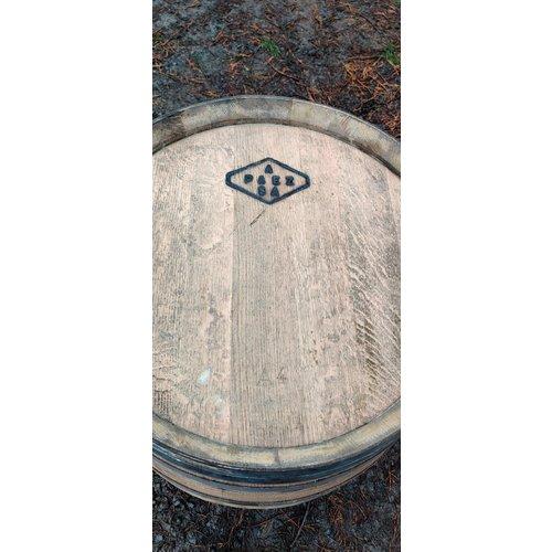Wijnvat regenton spaans eiken 225 ltr