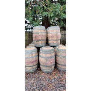 Wijnvat regenton spaans eiken 225 ltr extra zwaar