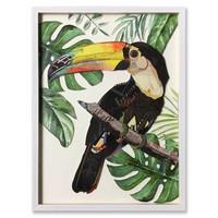 Paper Art Toucan 50x70 cm.