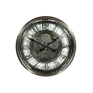 Radar wall clock Gray 55 cm.