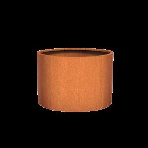 Adezz Producten Planter Corten steel Round Atlas 120x80