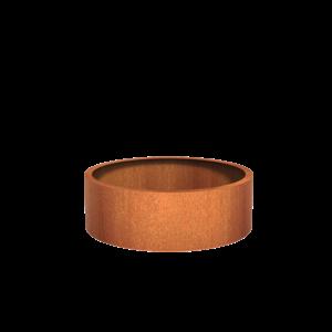 Adezz Producten Planter Corten Steel Round Atlas 120x40