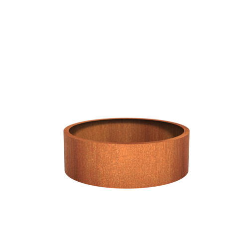 Adezz Producten Pflanzer Corten Stahl Rundatlas 120x40