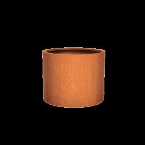 Adezz Producten Planter Corten Steel Round Atlas 100x80