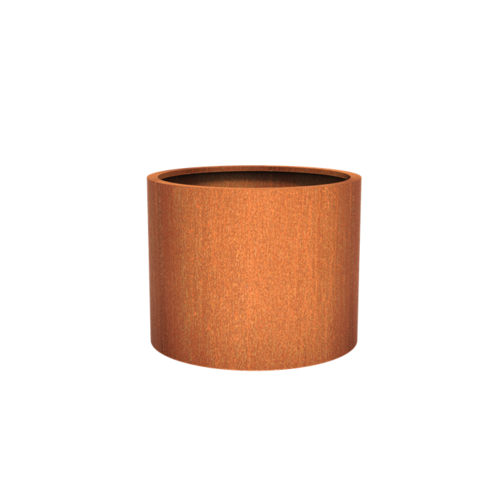 Adezz Producten Pflanzer Corten Stahl Rundatlas 100x80