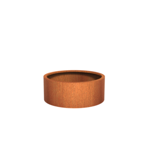 Adezz Producten Pflanzer Corten Stahl Rundatlas 100x40