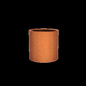 Adezz Producten Pflanzer Corten Stahl Rundatlas 80x80