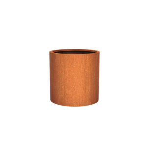 Adezz Producten Planter Corten Steel Round Atlas 80x80