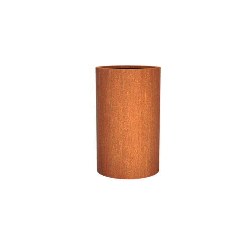 Adezz Producten Pflanzer Corten Stahl Rundatlas 60x100