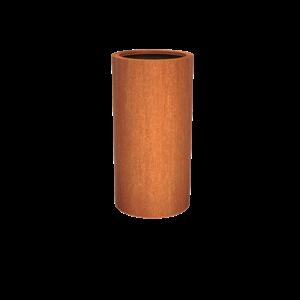 Adezz Producten Planter Corten steel Round Atlas 60x120