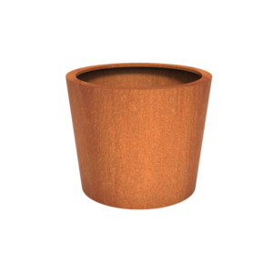 Adezz Producten Pflanzer Corten Steel Round Cado 120x100