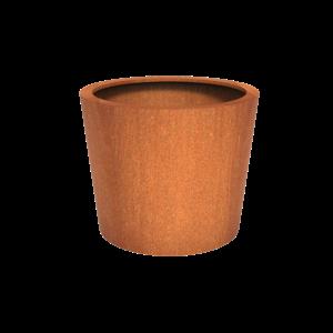 Adezz Producten Plantenbak Cortenstaal Rond Cado 120x100cm
