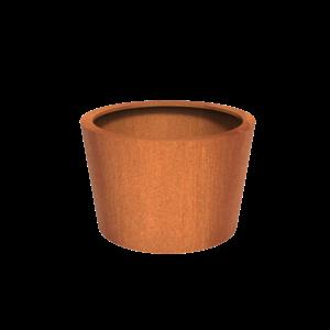 Adezz Producten Plantenbak Cortenstaal Rond Cado 120x80cm