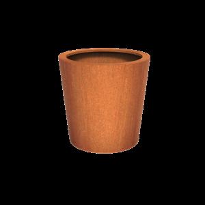 Adezz Producten Plantenbak Cortenstaal Rond Cado 100x100cm